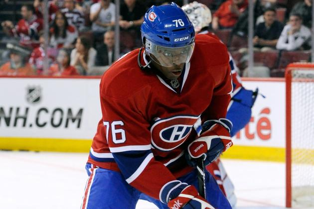 Habs' Subban Finds Lockout Work…as a TV Analyst