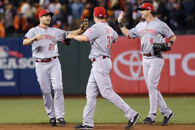Cincinnati Reds: Who Does the Team Turn to in the Outfield in 2013?