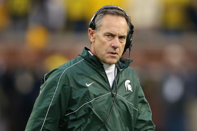 Dantonio, O'Brien Scout Huskers-Badgers