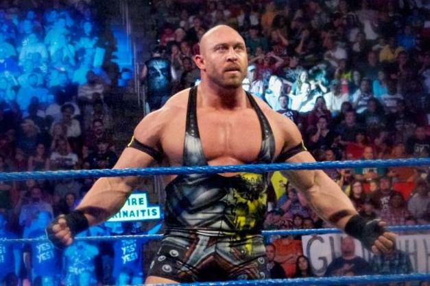 Backstage Concern over Ryback in the Title Picture
