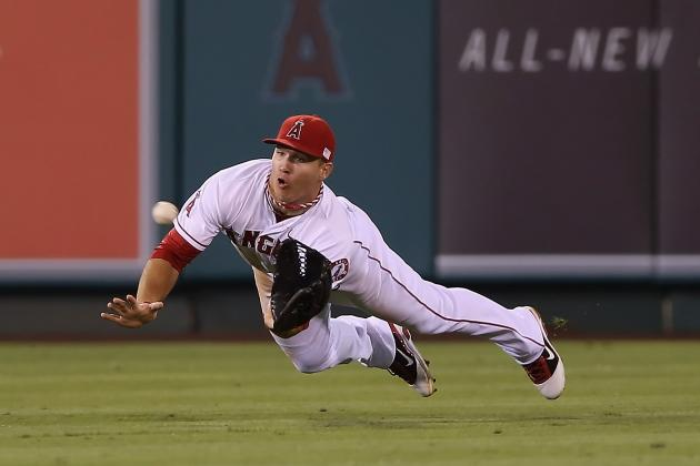 Will Mike Trout Move to Left Field?