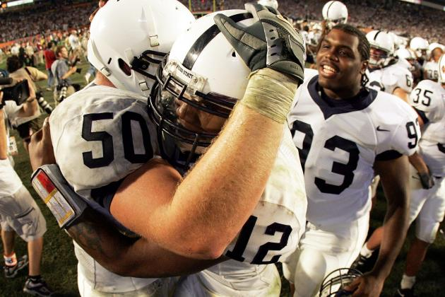 Penn State Football in 2013: Offensive Line Depth Chart Projections