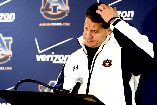 Auburn Football: What REALLY Happened to the Tigers This Season?