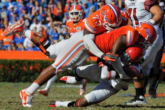 Florida Football Recruiting: Are Gators on Verge of Having Best Defense in SEC?