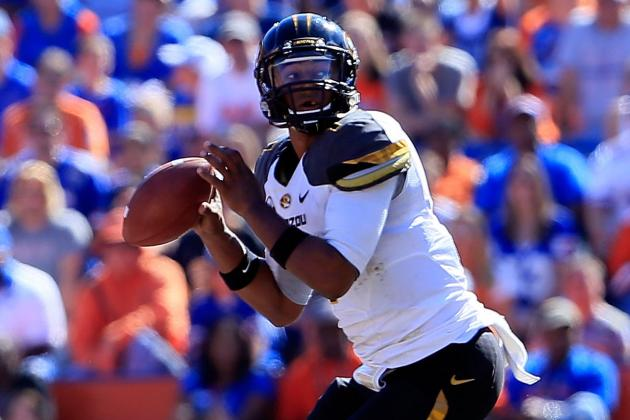 Missouri QB spot now open to five-man field