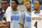 Report: Hofstra Hoops Players Arrested for Stealing from Coach