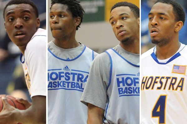 Hofstra Basketball Players Arrested, Accused of Stealing from Their Head Coach