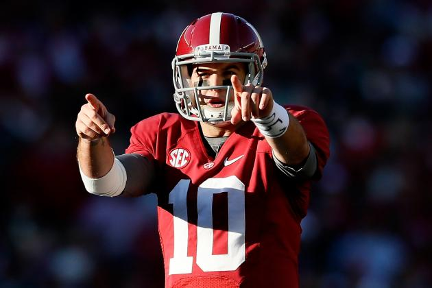 Alabama Football: Keys to Tide Rolling Past Georgia in SEC Championship Game
