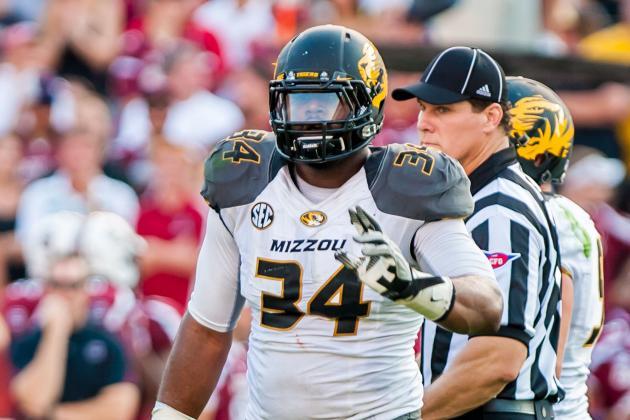 MU's Richardson Enters 2013 NFL Draft