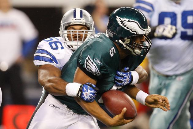 McNabb's Take: Dallas Game Will Be a 'Nightmare'