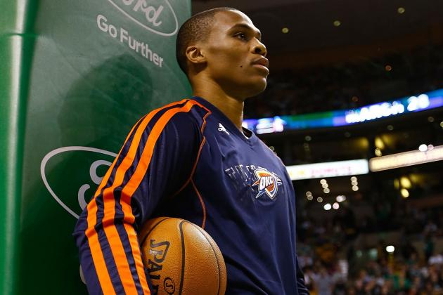 Russell Westbrook Is Taking It Easy ; and That's a Good Thing