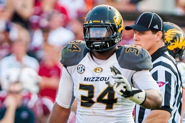 MU's Richardson Enters 2013 NFL Draft