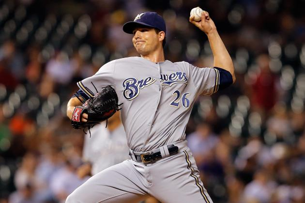 Brewers Non-Tender Manny Parra
