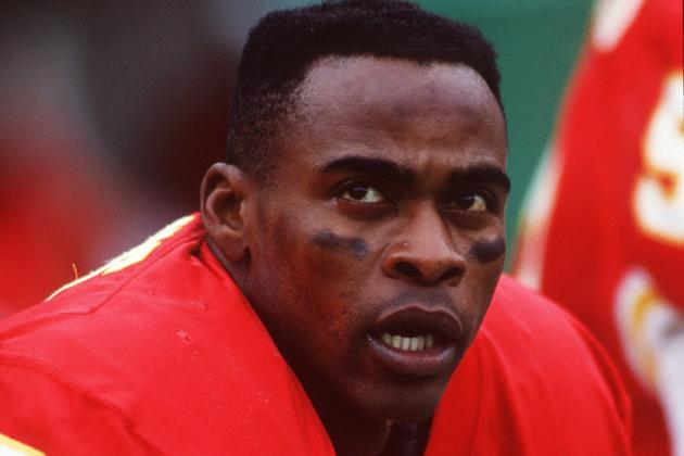Former Chiefs Shields, Lewis Are Semifinalists for Pro Football Hall of Fame