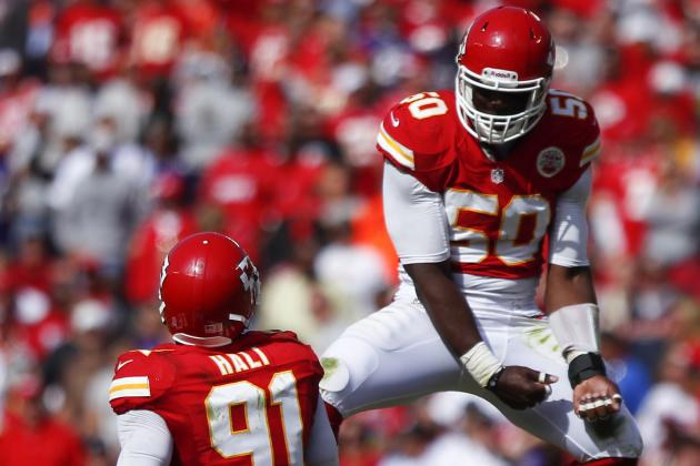 Chiefs' Justin Houston: The NFL's Best 3-4 OLB
