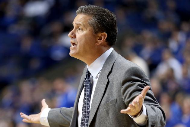 Kentucky Basketball: Weaknesses Wildcats Must Sort out Quickly