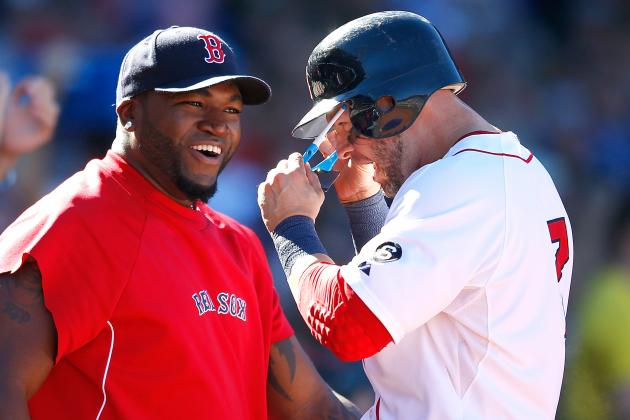 Ortiz Wants Sox to Bring Back Cody Ross, Hopes Team Adds More 'Thunder'