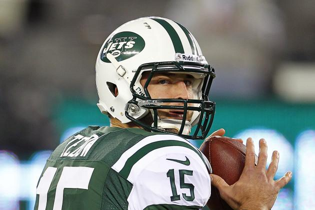 Rex Ryan: Tim Tebow Game-Time Decision for Jets