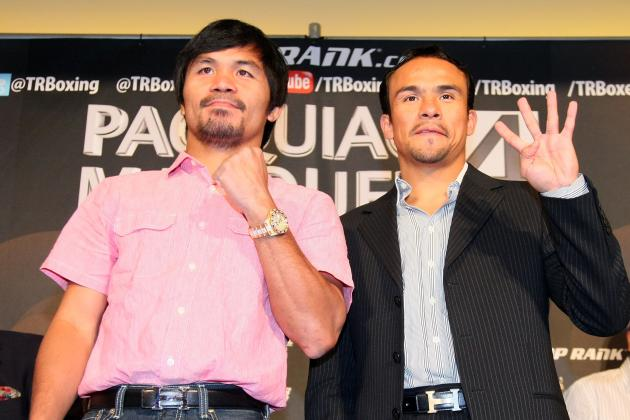 Pacquiao vs. Marquez: Complete Start Time, Live Stream, PPV Listings and More