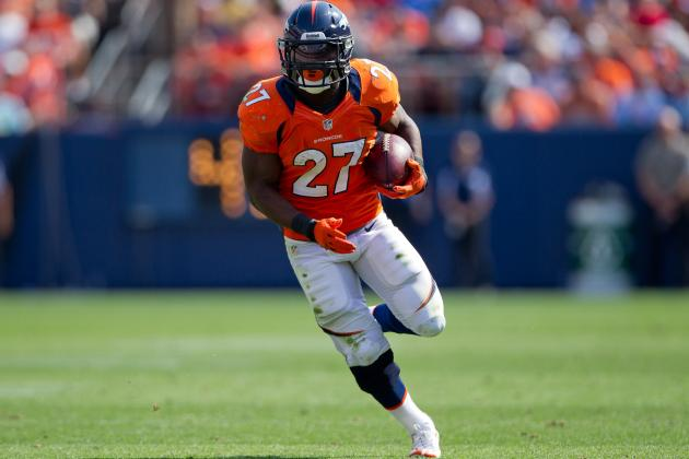 Knowshon Moreno Is Back, but Denver Broncos Continue to Waste Plenty of Talent