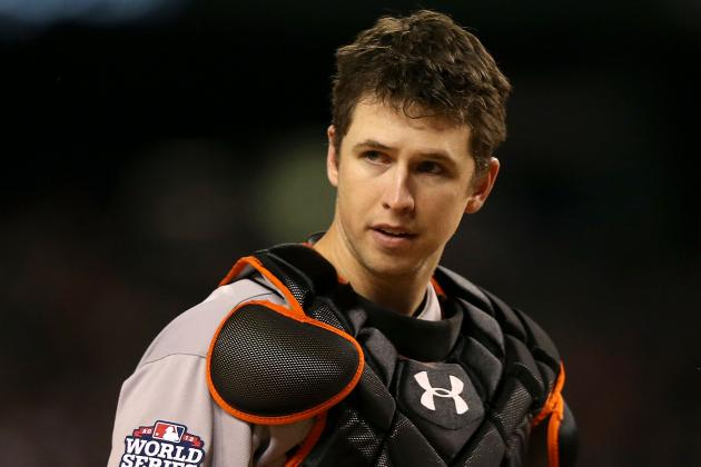 SF Giants Open to Long-Term Deal with Buster Posey