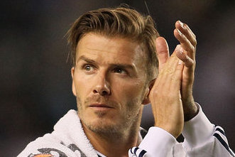 Tottenham Boss Andre Villas-Boas Has Ruled out Making a Move for David Beckham