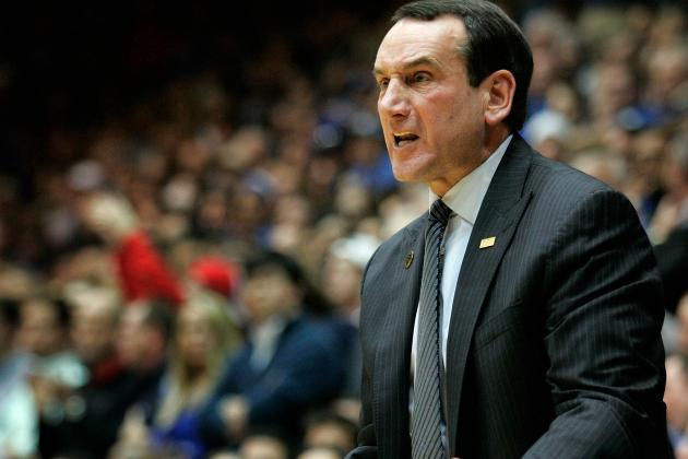 DeCock: Thus Far, Duke 2012 Resembles Duke 2010