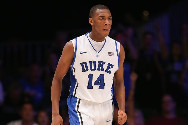 Coach K Says Sulaimon as Good as Any Freshman in Nation