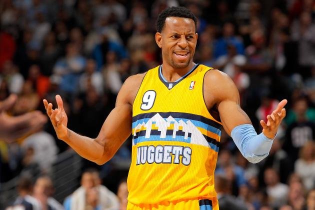 Is Andre Iguodala an NBA Superstar Despite Struggles in the Clutch?