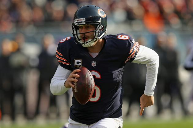 Jay Cutler Was Fined $10K for Ball Flip