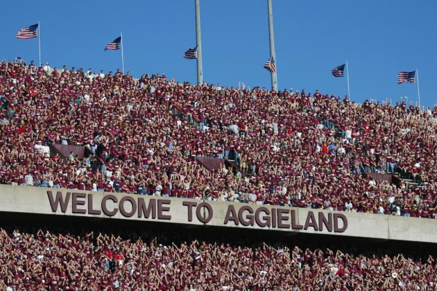 Aggies' Past Year Signals Reversal of Fortune