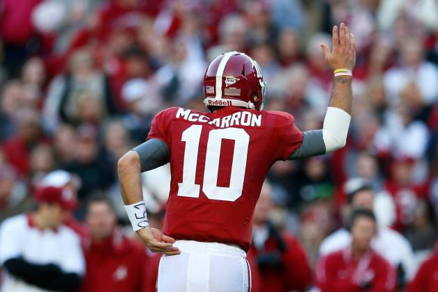 SEC Championship 2012: Crimson Tide Overconfidence Could Cost Them Title Shot