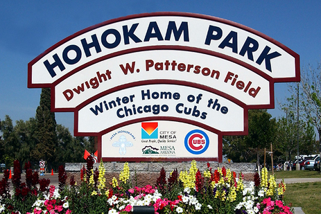 Cubs Release Spring Training Schedule