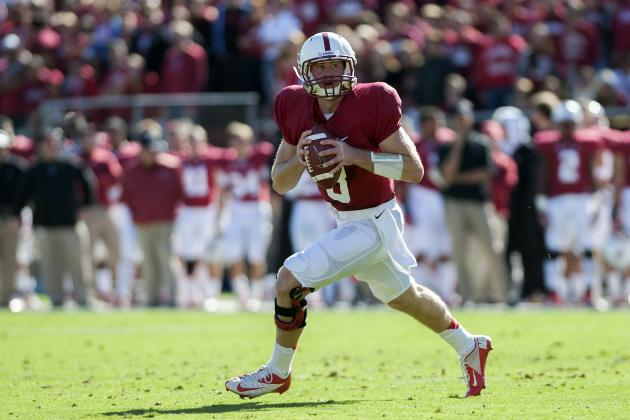 Kevin Hogan Quietly Leads Stanford