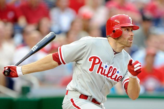 Phillies Plan to Non-Tender Nate Schierholtz