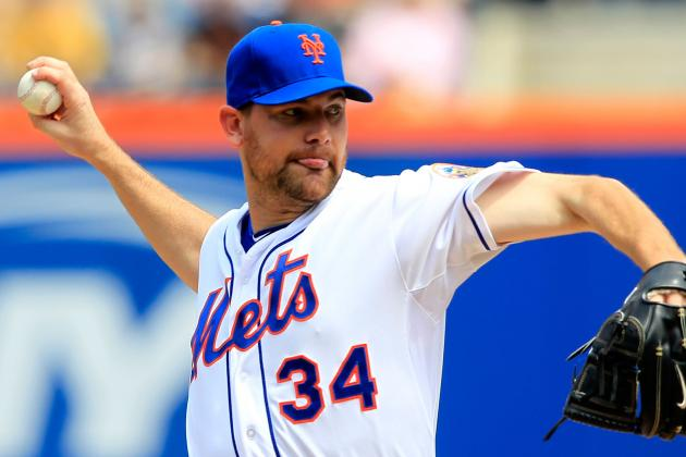 Pelf Non-Tendered, Likely Ending Mets Career