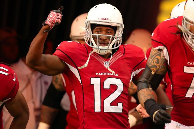 Struggles of Wide Receivers Adding to Cardinals' Woes