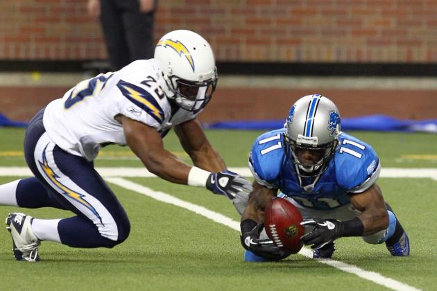 Chargers Officially Without Butler, Stuckey