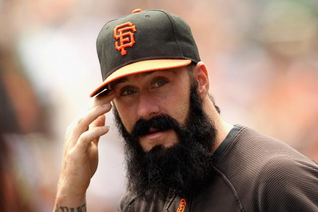 Brian Wilson Likely Headed to Free Agency