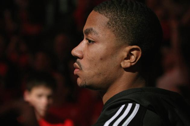 Derrick Rose: Losing Star Point Guard Wouldn't Be Terrible for Bulls