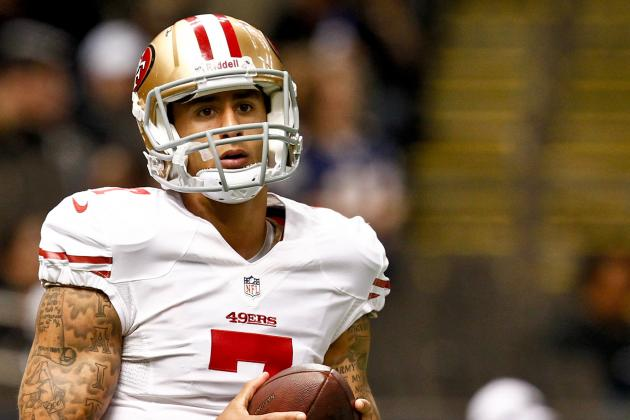 Colin Kaepernick: Columnist's Criticism of Tattoos Is Way off Base