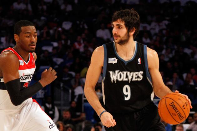 How Ricky Rubio Will Punch Minnesota Timberwolves' NBA Playoff Ticket