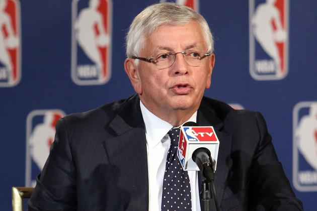 Debate: Did Stern Cross the Line with $250K Spurs Fine?