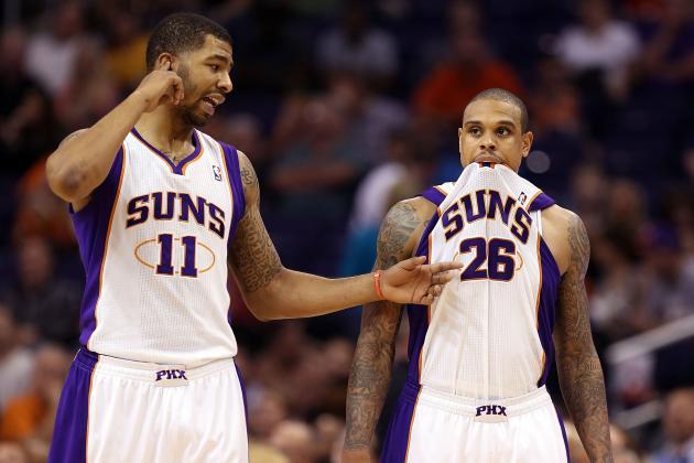 NBA Gamecast: Suns vs. Raptors