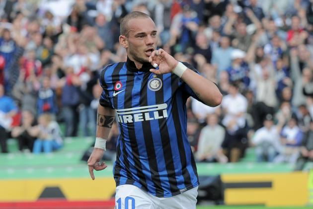 Manchester United Transfer News: Red Devils to Pursue Wesley Sneijder in January