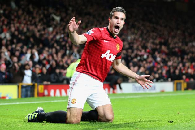 Why Robin Van Persie Has Been the Premier League Player of the Season so Far