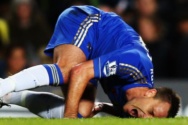 Chelsea's John Terry Could Rest Until Club World Cup