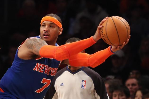 Knicks Beat Wizards 108- 87