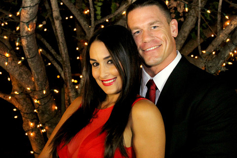 John Cena Makes Moves in Reported Date with Former WWE Diva Nikki Bella
