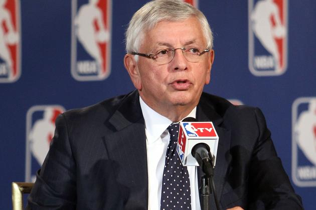 David Stern Fining Spurs $250K Proves He Is a Tyrant